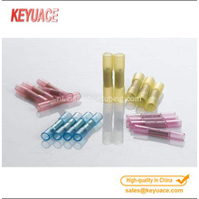 Koperen elektrische Heat Shrink Wire Butt Connector Terminals